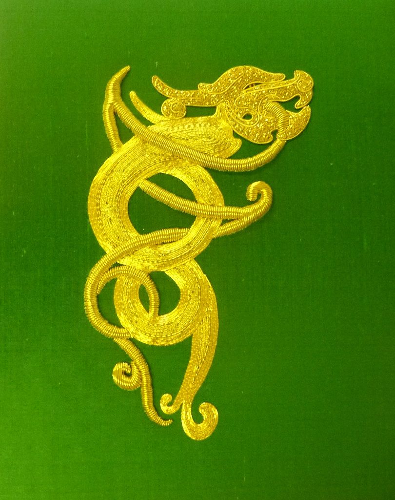 Basic Goldwork - Tamsyn Thorpe | Love Stitch! | Flickr