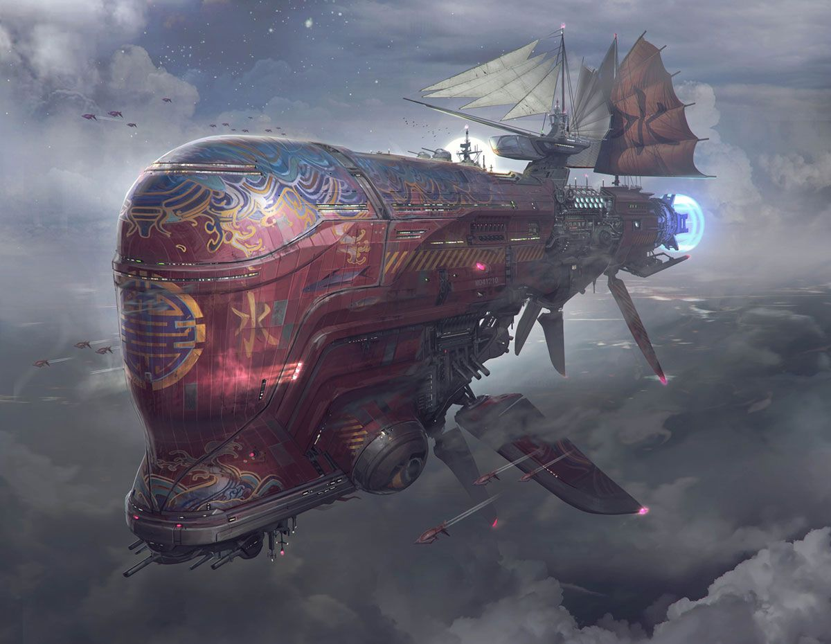 Merchant Ship Art From Beyond Good And Evil 2 Art Artwork Gaming Videogames Gamer Gameart Conceptart Illustra Ship Art Beyond Good And Evil Concept Art Beyond good and evil 2 spaceship