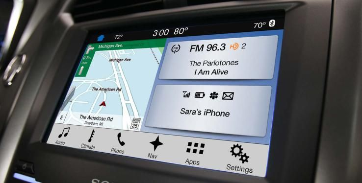 Ford S Applink Will Soon Support Third Party Navigation Apps