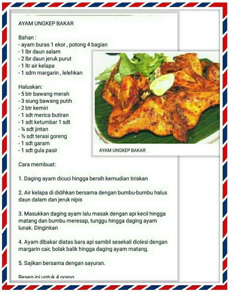 Pin Oleh Mashima Eyb Di Recipes Resep Masakan Resep Makanan Variasi Makanan
