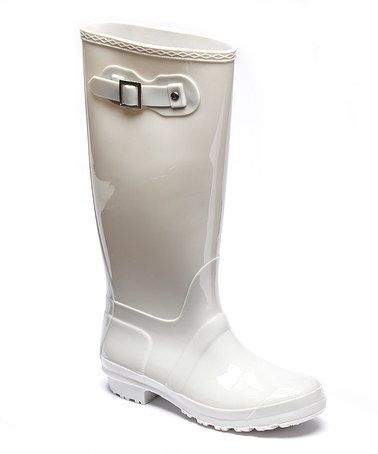Love this Oysters Rainey Lake Rain Boot by Itasca on #zulily! #zulilyfinds
