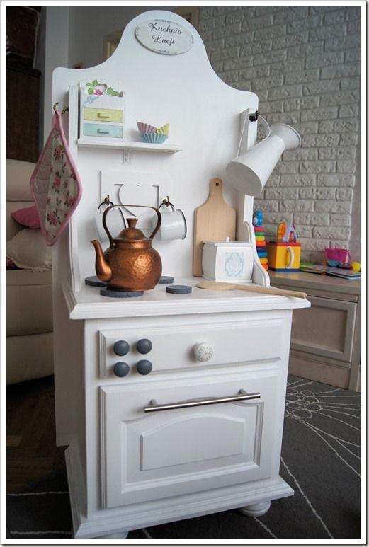 kuchnia dla dziecka hand made szukaj w google. Black Bedroom Furniture Sets. Home Design Ideas