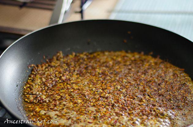 Paleo Chinese Chili Sauce