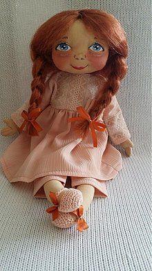 Bábiky - Textilná bábika - 3625714