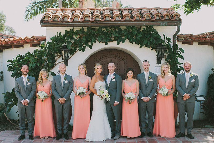 49++ Grey groomsmen and bridesmaids ideas