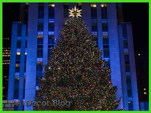 Christmas Tree Ideas for small spaces #smallchristmastreeideas