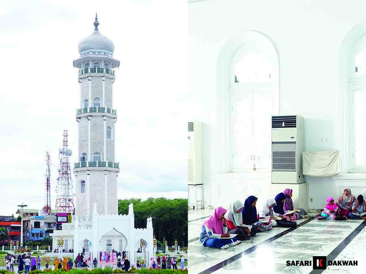 Safari Dakwah Masjid Raya Baiturrahman Adalah Sebuah Masjid