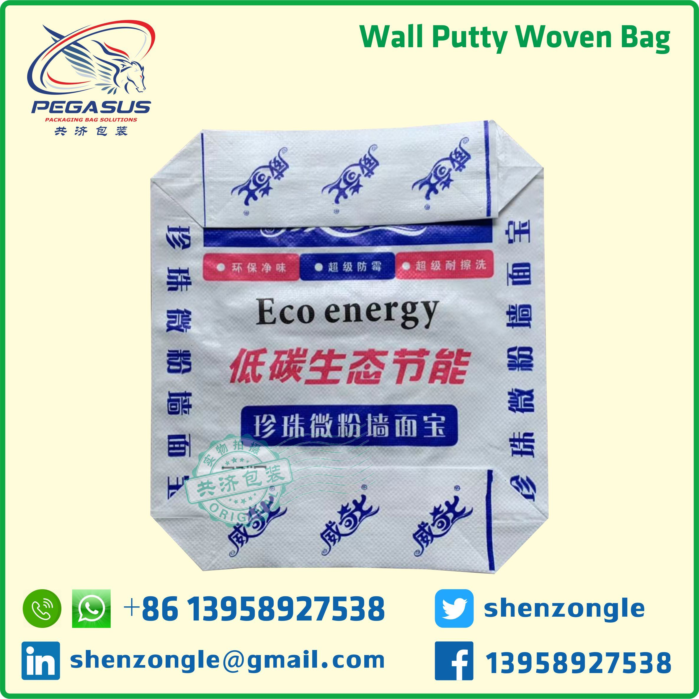 Pp Valve Sack For Wall Putty Woven Valve Facebook Sign Up