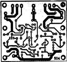 500W-2000W Power Amplifier SOCL 504