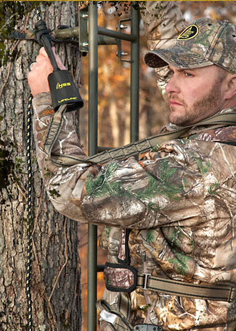 No Safety Harness? 'It's Not Worth the Risk.' Hunting