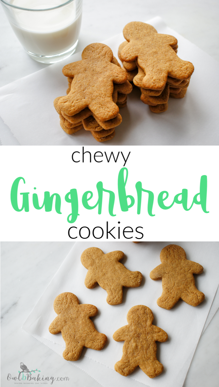 Gingerbread Cookies Recipe The Best Of Owlbbaking Com