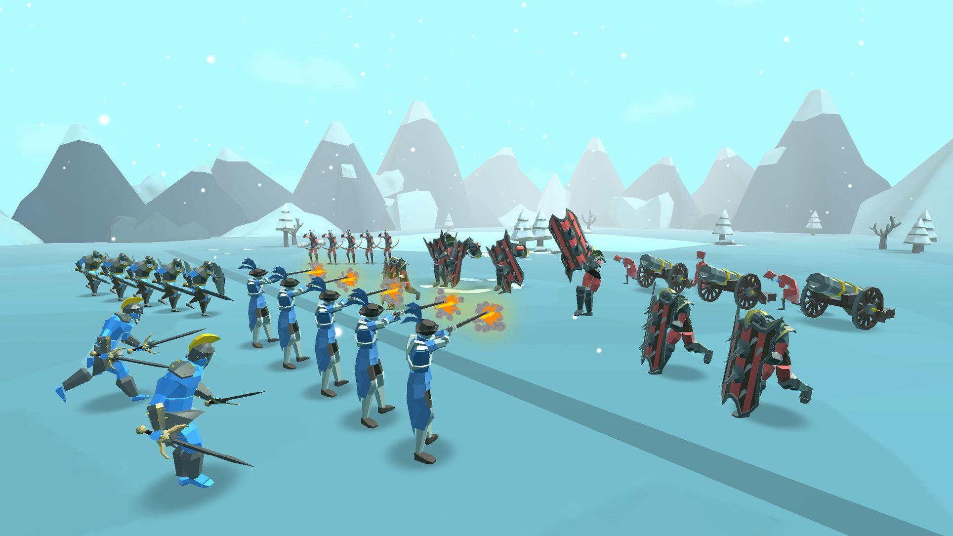 Epic Battle Simulator 2 GamesPCSimulationios Game