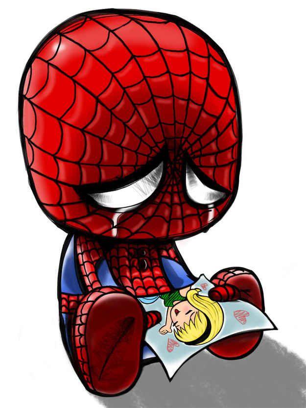 Spiderman Orumcek Adam Cizgi Roman Orumcek