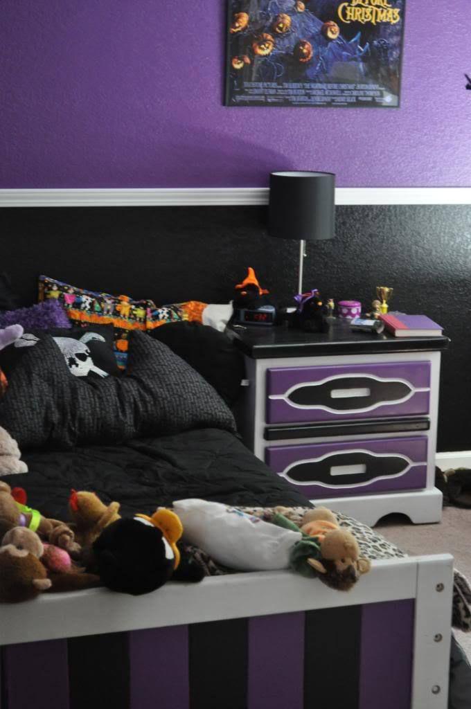 Nightmare Before Christmas Bedroom Decor Unique Nightmare Before Christmas Children's Bedrooms  Decor  Pinterest Design Decoration