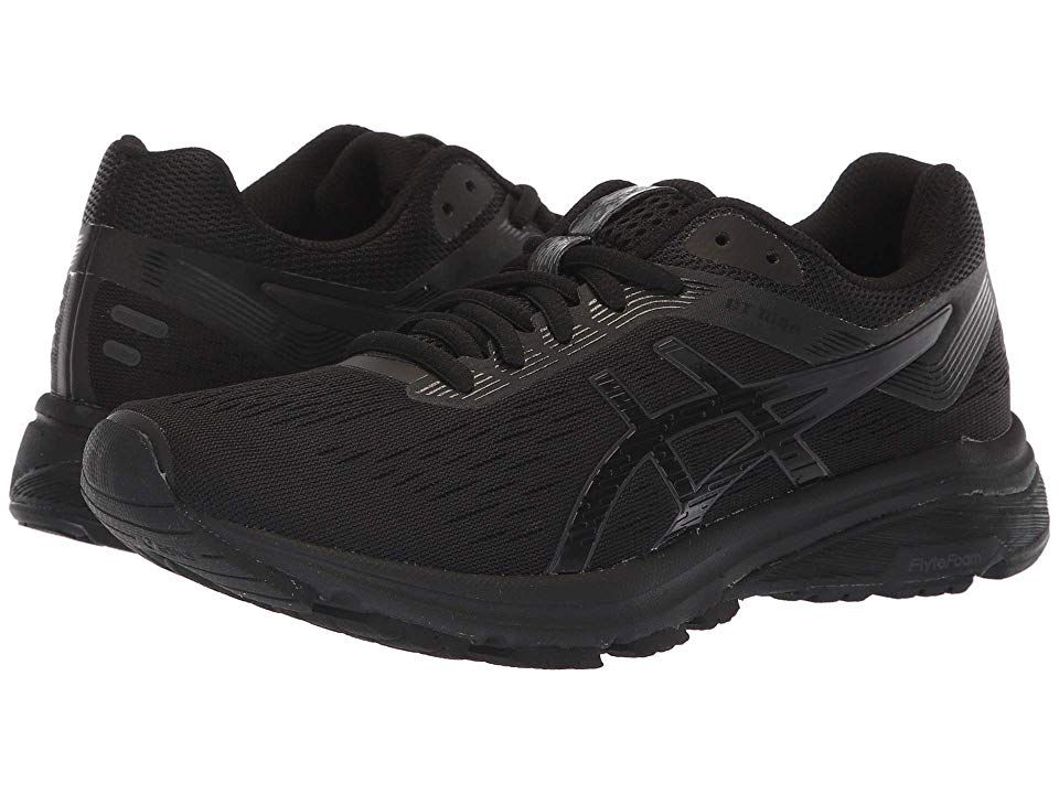 ASICS GT1000 7 (Black/Phantom) Women's Running Shoes. The