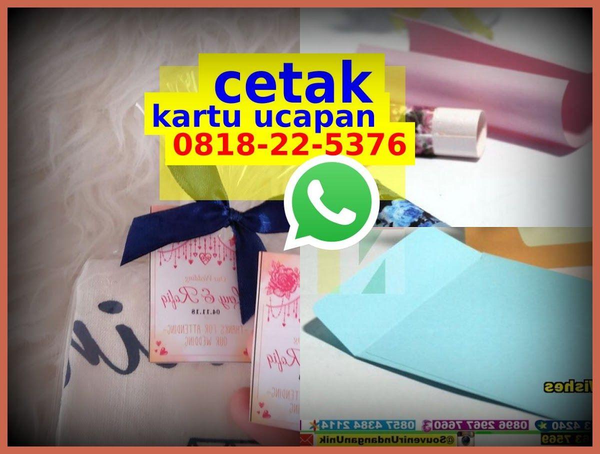 Cara Buat Kartu Ucapan Terima Kasih Ö818•22•5376 (whatsApp ...