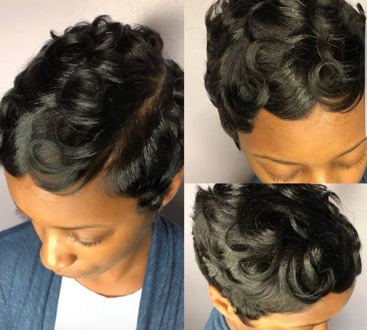 Cute style by hstylze blackhairinformationhairstyle