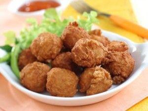 Resep Bola Bola Tahu Crispy Resep Sederhana Resep Resep Masakan