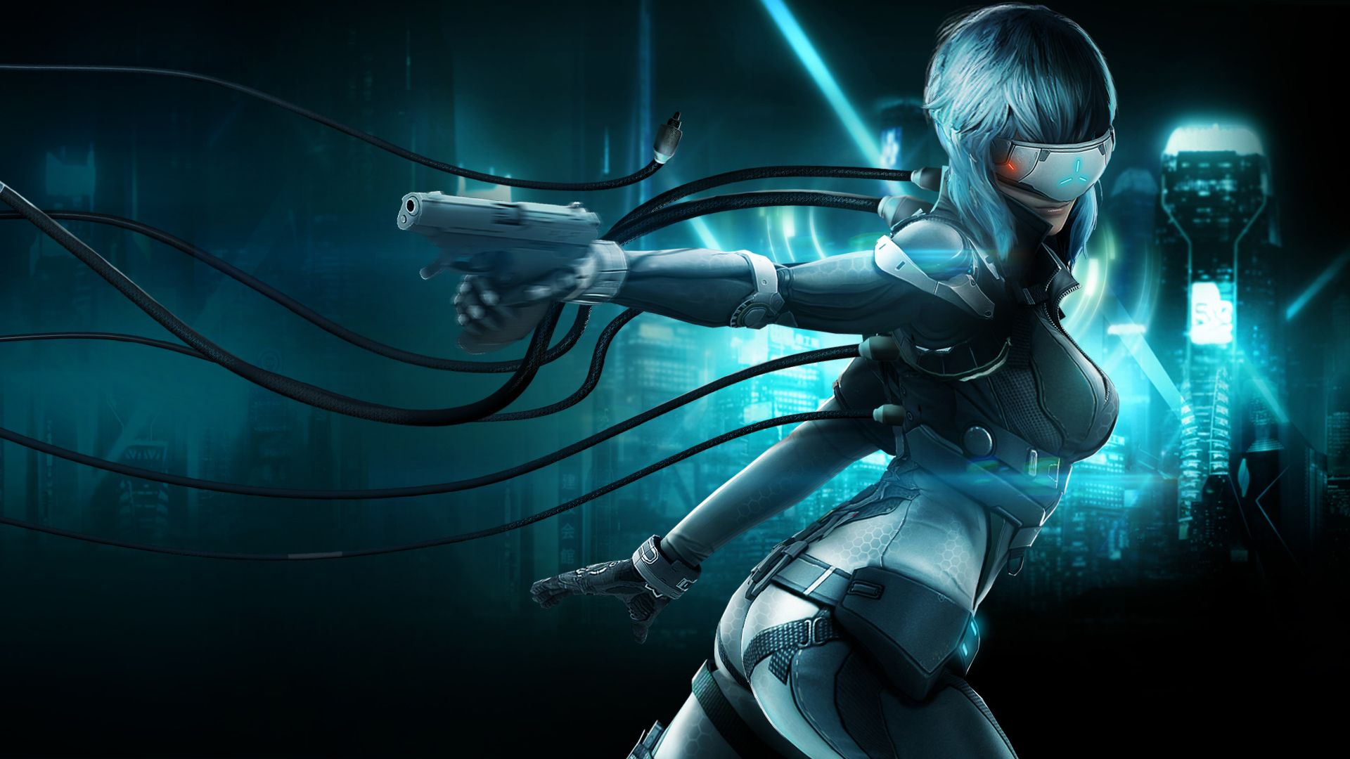 Anime Ghost In The Shell Wallpaper 2017 53465 Wallpaper