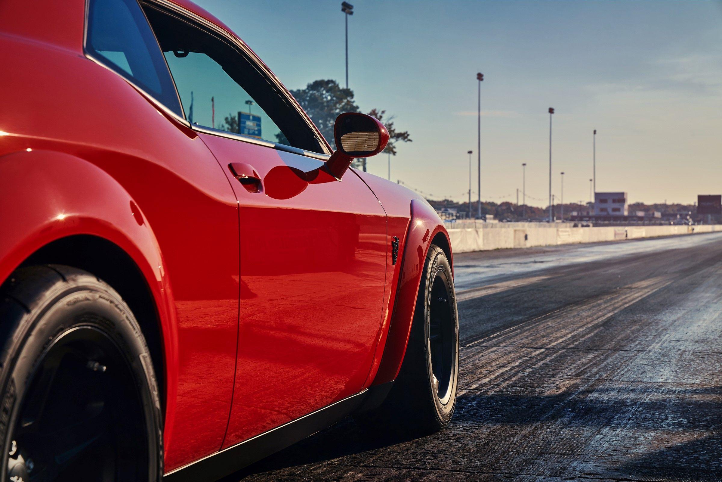 2018 dodge challenger srt demon 840 hp 770 torque 9 65 140 mph