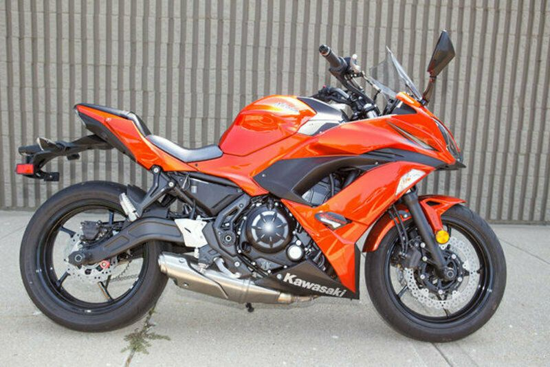 2017 Kawasaki Ninja 650 Ex650 650cc Ninja 650 Kawasaki Ninja Used Motorcycles For Sale