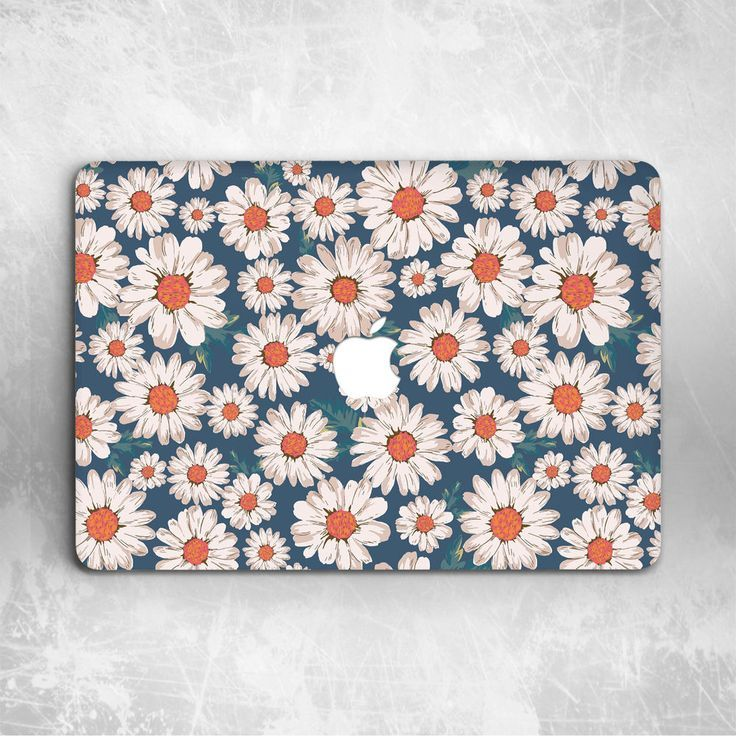 Flower Daisy Chamomile Floral Nature Hard Case For Macbook Pro 16 13 15 Air 13  | eBay
