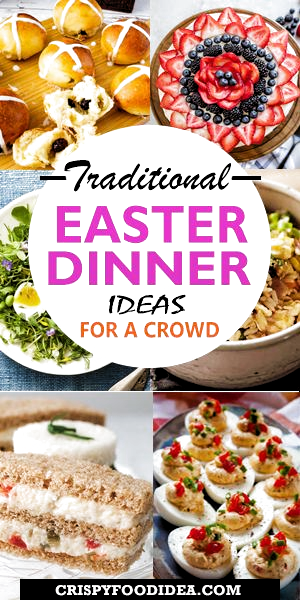 Photo of Looking for amazing Easter Dinner Ideas? Here youll find some delicious few trad…