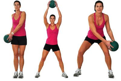 14 Unique Medicine Ball Exercises to Work Your Body and Core