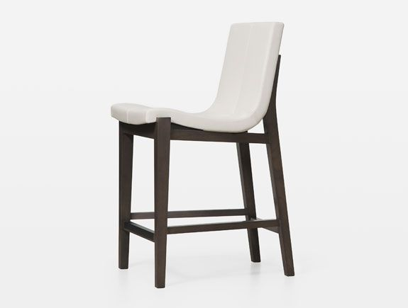 Holly Hunt Siren Counterstool Modern Barstool Contemporary Bar Stools Counter Stools Upholstered Swivel Chairs