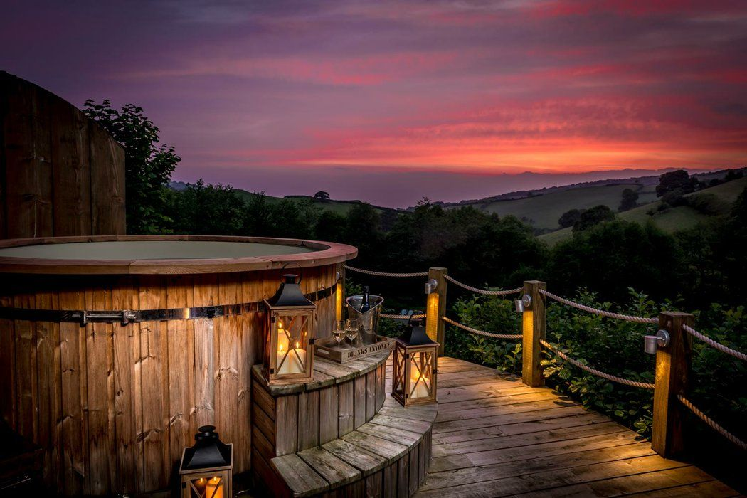 Longlands Luxury Glamping. Would you stay here? Read more ...