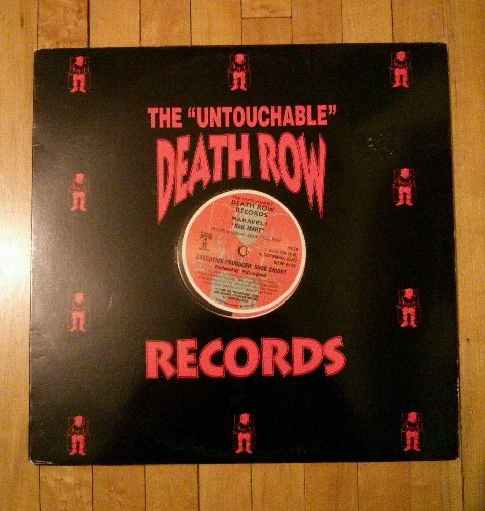 Makaveli 2pac tupac hail mary vinyl single lp record death row makaveli 2pac tupac hail mary vinyl single lp record death row records nvjuhfo Images