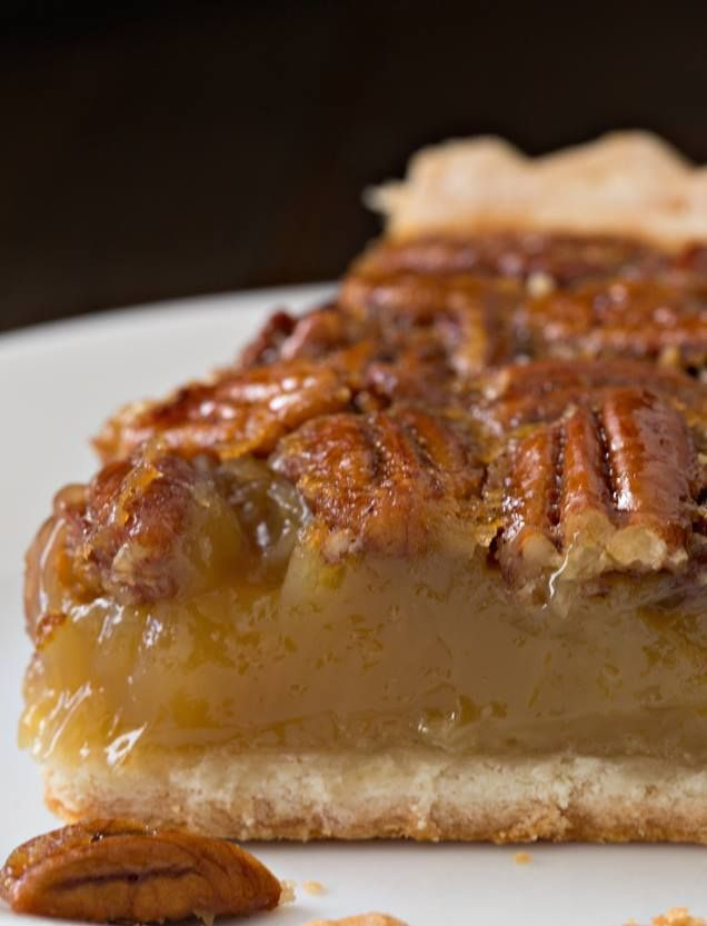 Grandma's Tried And True Pecan Pie