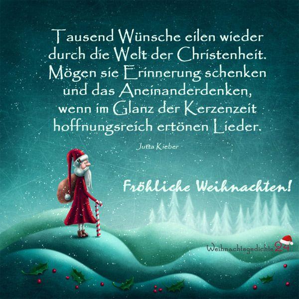 Pin Von Hchbiedermann Auf Weihnachtsspruche Weihnachtsgrusse Bilder Weihnachtsgrusse Weihnachten Spruch