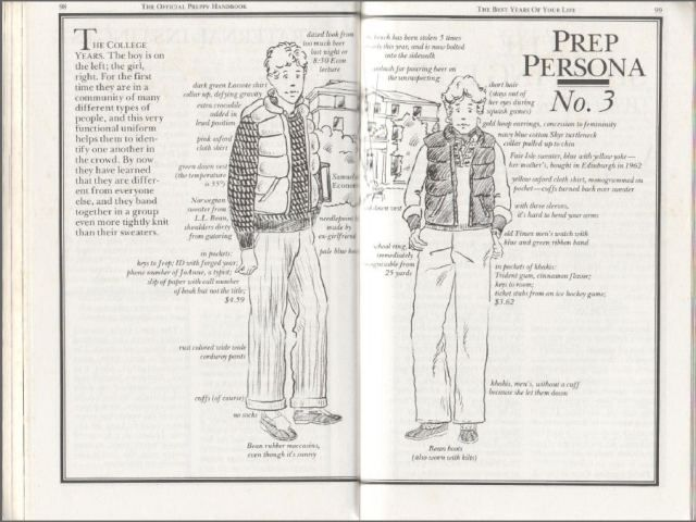 Official Preppy Handbook Pdf