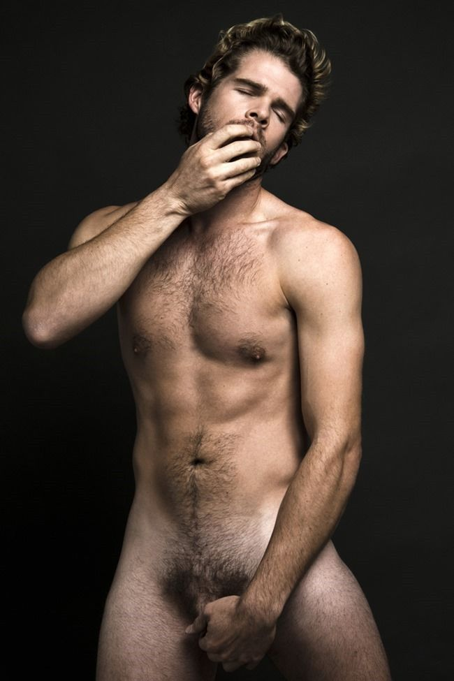 Jake Jensen By David Wagner  Naked Boiz  Pinterest -6973