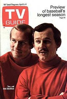 smothers brothers comedy pinterest | Smothers Brothers