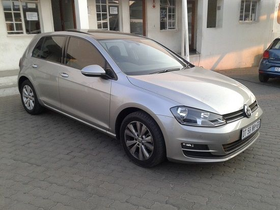 For Sale Prime Stock 2015 Vw Golf 7 Tsi Comfortline Sunroof