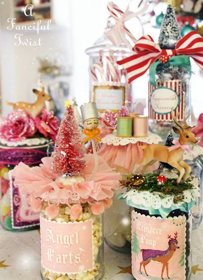 Christmas Jar Christmas Decor Pinterest Christmas jars, Jar