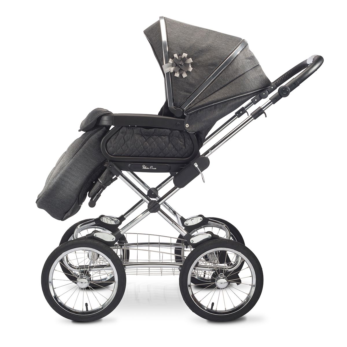 Silver Cross Elegance Buggy Board Kinderwagen Sleepover Silver Cross De Boomhut