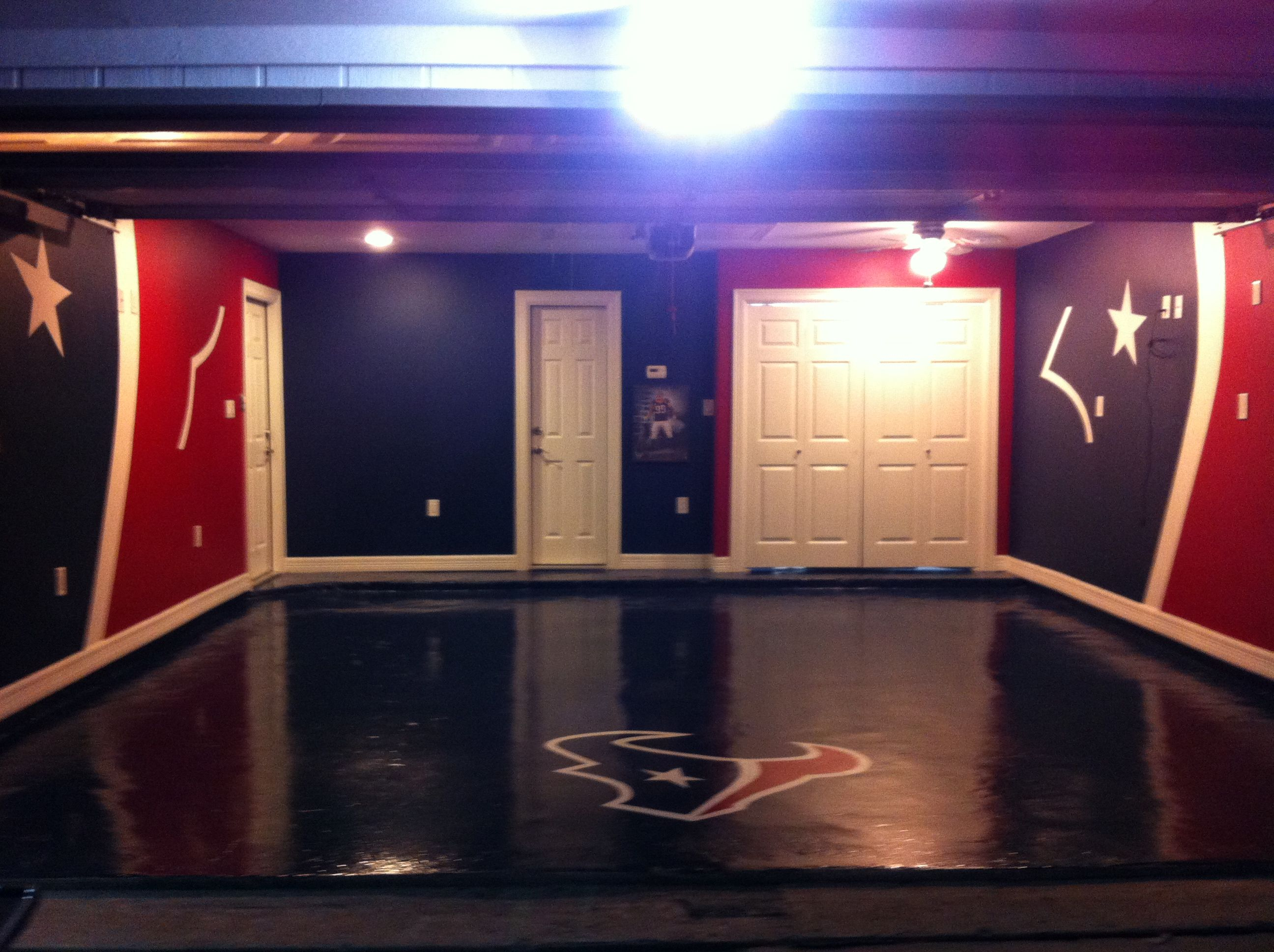 Husker Man Cave Ideas : Need a man cave designed i can do anything you would like