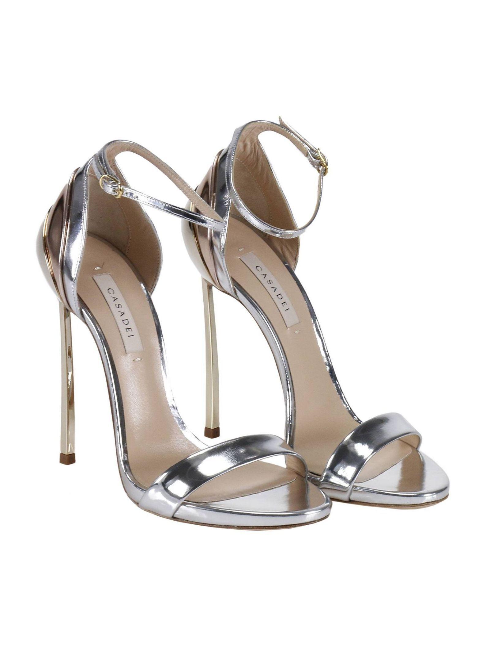 Casadei - Heeled Sandals Shoes Women Casadei - 1L496G120M C587, Women's  High-heeled shoes