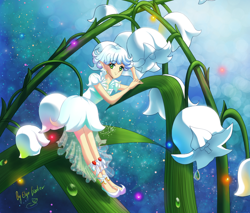 Lily Of The Valley By ElynGontier On DeviantArt