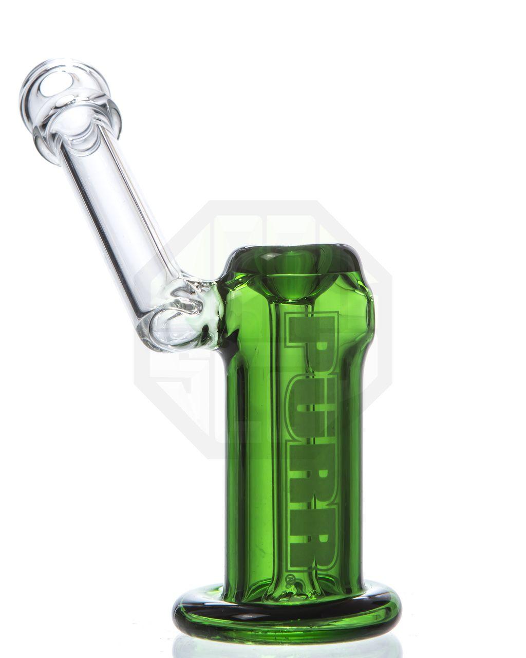 purr glass pocket sidecar bubbler