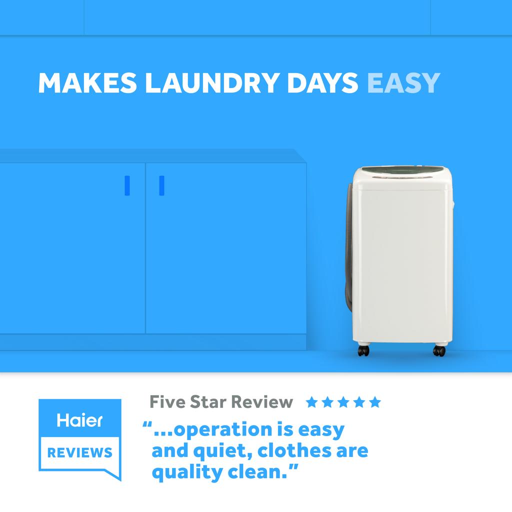 Fivestarreviews Haier Appliances Contemporary Living Appliances