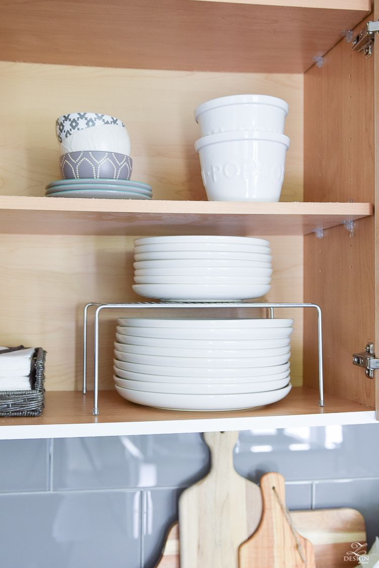 Practical Solutions for Getting & Staying Organized in the Kitchen ...