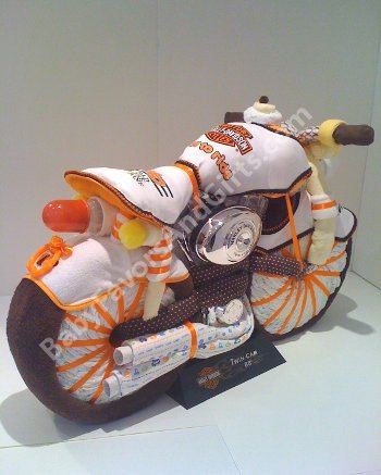 @Leisa Applegate Garner ......For Baby Garner....... even though i believe shes a girl and not a boy......       Diaper Motorcycle