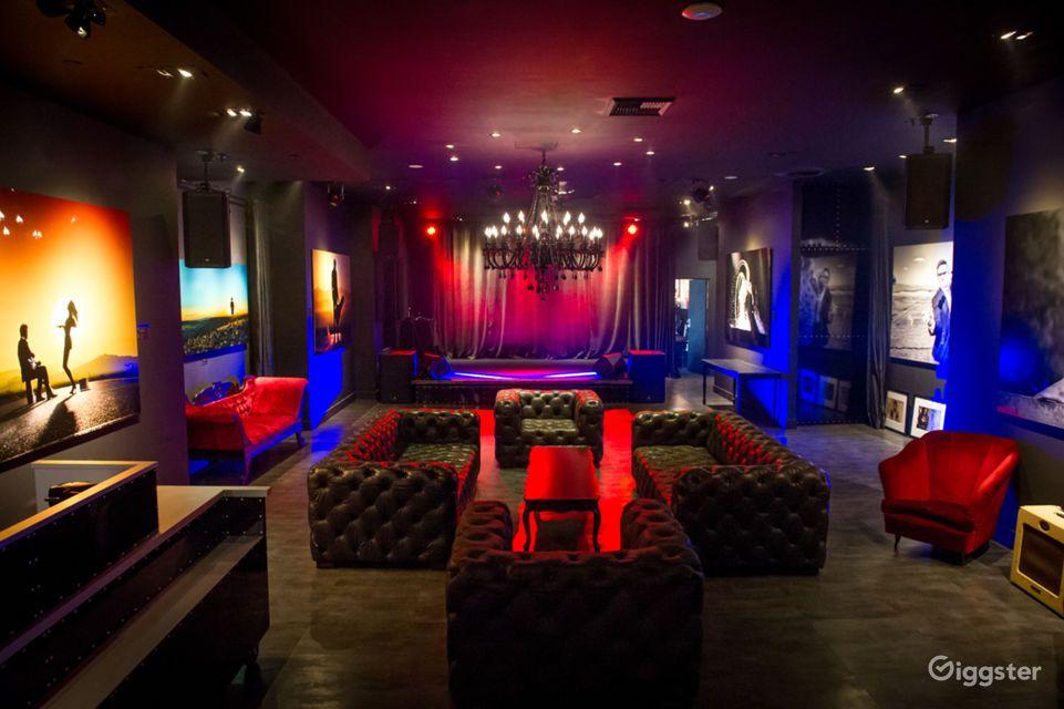 Glam Rock Vip Lounge Concert Venue Concert Venue Hookah