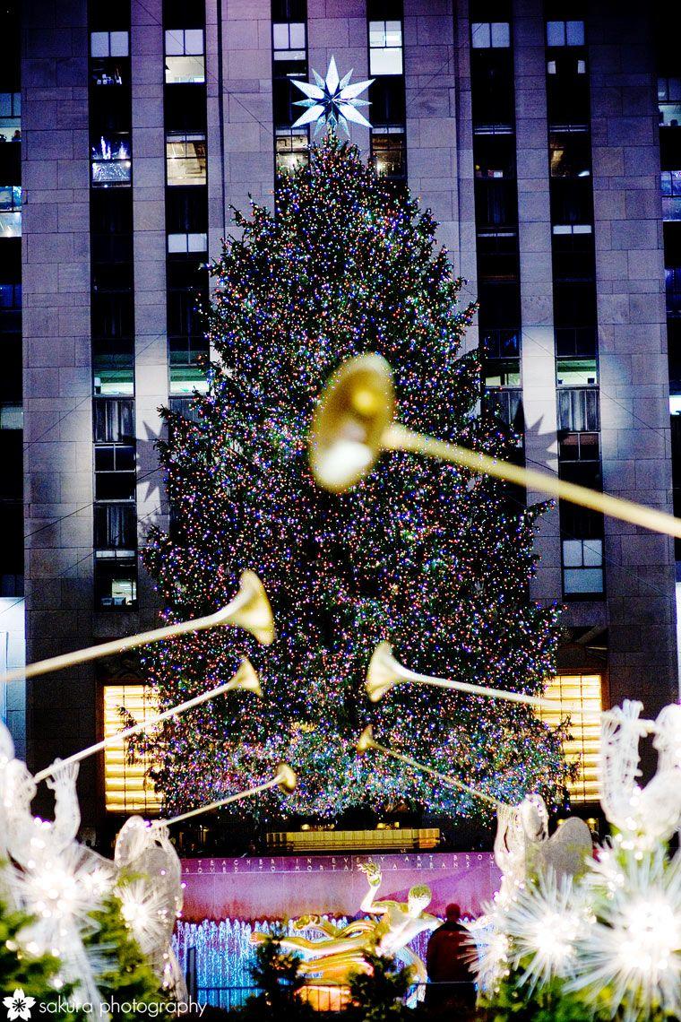 Rockefeller at Christmas time. | Christmas | Pinterest | Christmas ...
