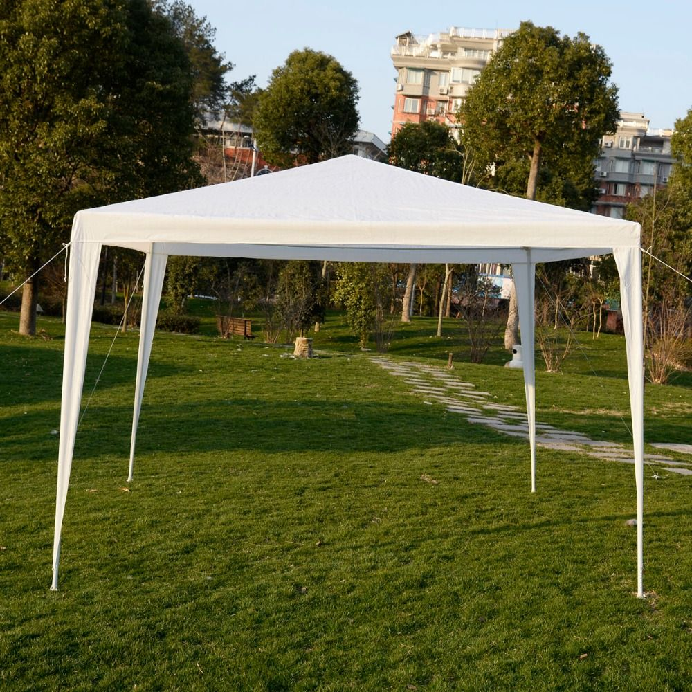 10 X10 Canopy Party Wedding Tent Heavy Duty Gazebo Pavilion Cater Event Outdoor Ap2017wh Canopy Tent Outdoor Gazebo Heavy Duty Gazebo
