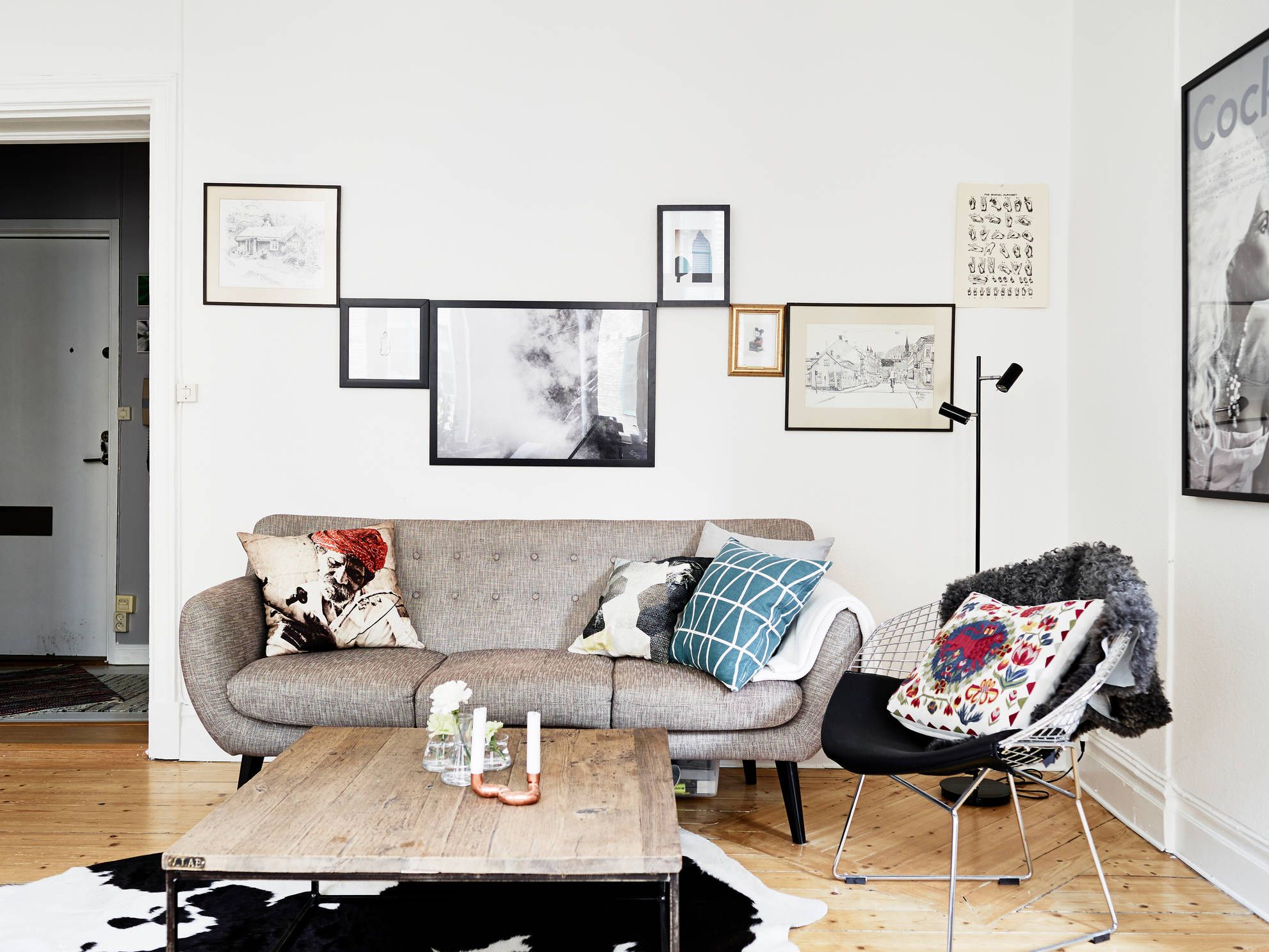 FAB picture wall